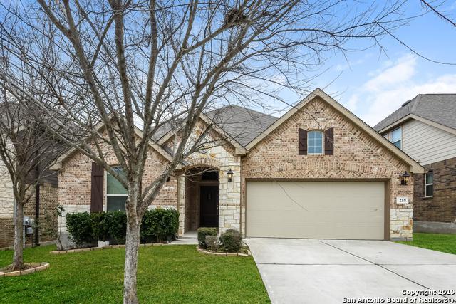258 Norwood Ct, Schertz, TX 78108 (MLS #1370892) :: Berkshire Hathaway HomeServices Don Johnson, REALTORS®