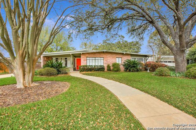 419 Calumet Pl, San Antonio, TX 78209 (MLS #1370996) :: Alexis Weigand Real Estate Group