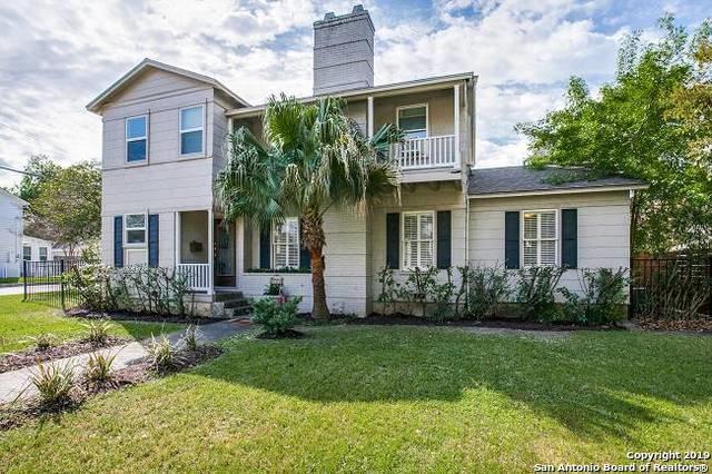 350 Garraty Rd, Terrell Hills, TX 78209 (MLS #1371066) :: Exquisite Properties, LLC