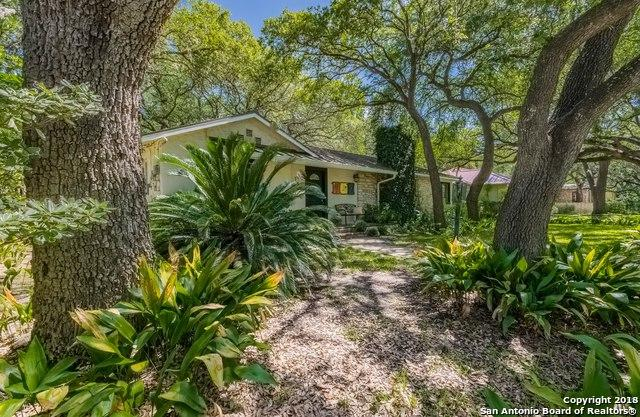 141 W Fair Oaks Pl, Alamo Heights, TX 78209 (MLS #1371130) :: Exquisite Properties, LLC