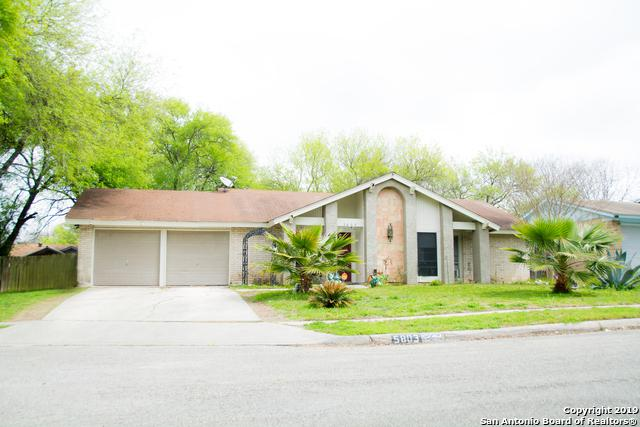 5803 Burgoyne St, San Antonio, TX 78233 (MLS #1371136) :: Alexis Weigand Real Estate Group