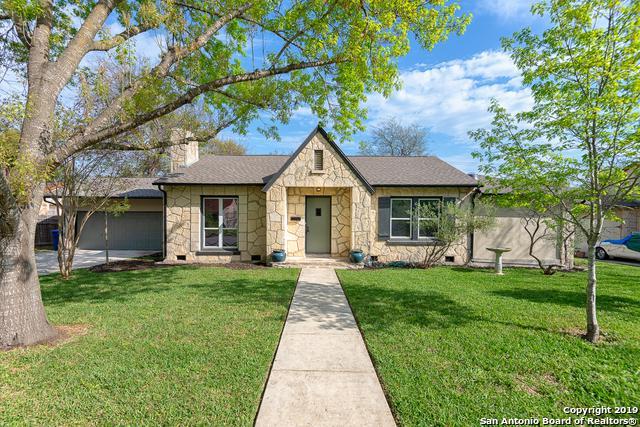 285 El Monte Blvd, San Antonio, TX 78212 (MLS #1371147) :: Tom White Group