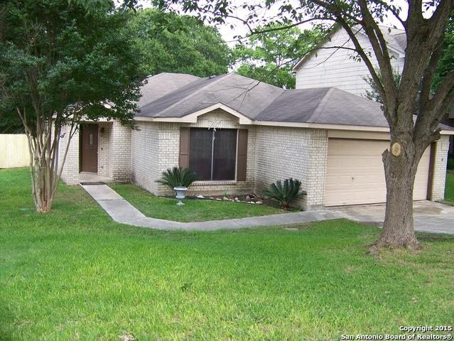 8506 Branch Hollow Dr, Universal City, TX 78148 (MLS #1371240) :: Carter Fine Homes - Keller Williams Heritage