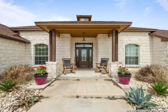 10021 Fm 541, McCoy, TX 78113 (MLS #1371243) :: Santos and Sandberg