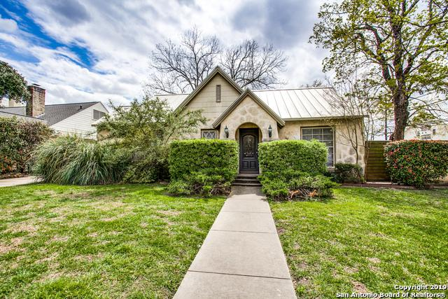 102 E Hermosa Dr, Olmos Park, TX 78212 (MLS #1371334) :: The Mullen Group | RE/MAX Access