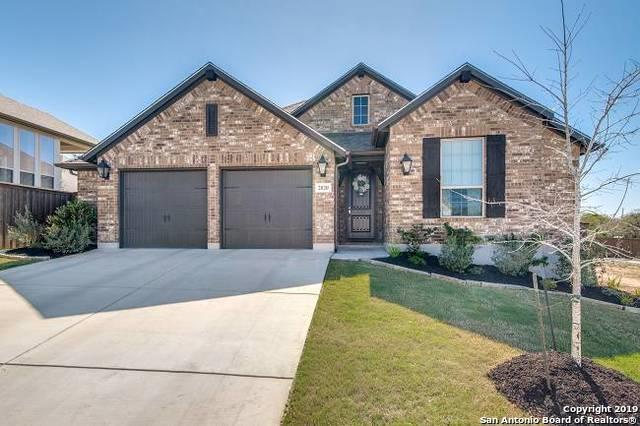2020 Rio Samba, San Antonio, TX 78258 (MLS #1371337) :: Alexis Weigand Real Estate Group