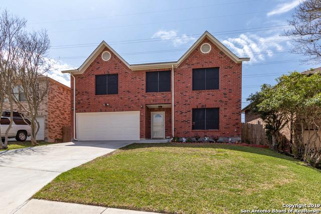 16707 Coral Glade, San Antonio, TX 78247 (MLS #1371379) :: Alexis Weigand Real Estate Group