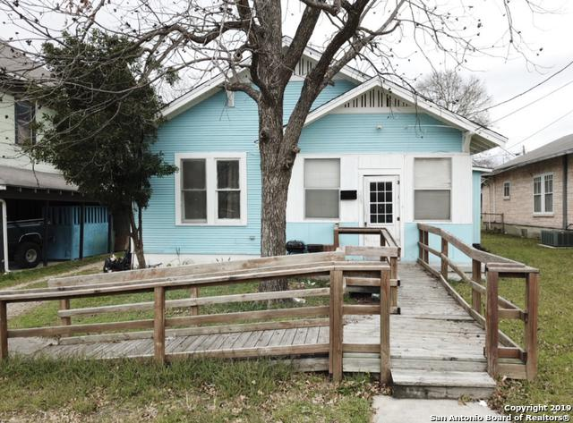 509 Rigsby Ave, San Antonio, TX 78210 (MLS #1371389) :: Tom White Group