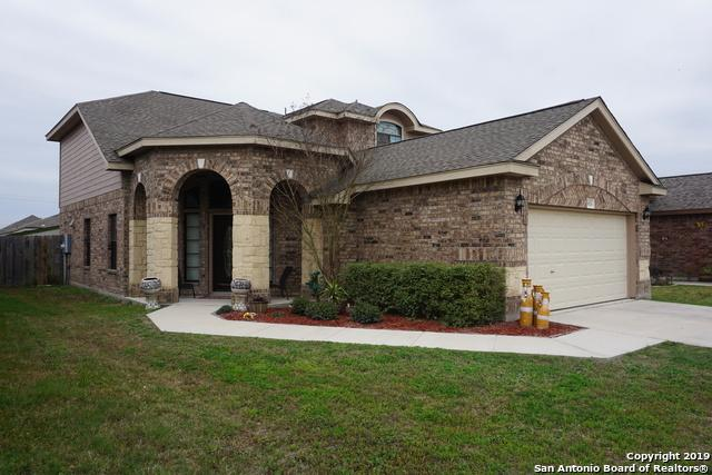3826 Bacall Way, Converse, TX 78109 (MLS #1371429) :: Alexis Weigand Real Estate Group