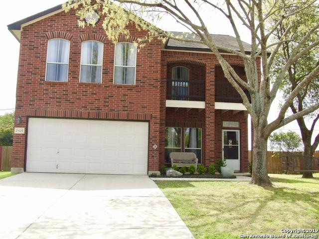 2406 Cadara Woods, San Antonio, TX 78259 (MLS #1371476) :: Alexis Weigand Real Estate Group