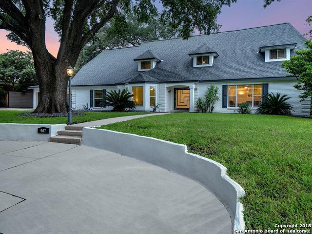 907 Eventide Dr, Terrell Hills, TX 78209 (MLS #1371515) :: Exquisite Properties, LLC