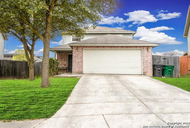 5922 Aspen Gold, San Antonio, TX 78238 (MLS #1371537) :: The Castillo Group