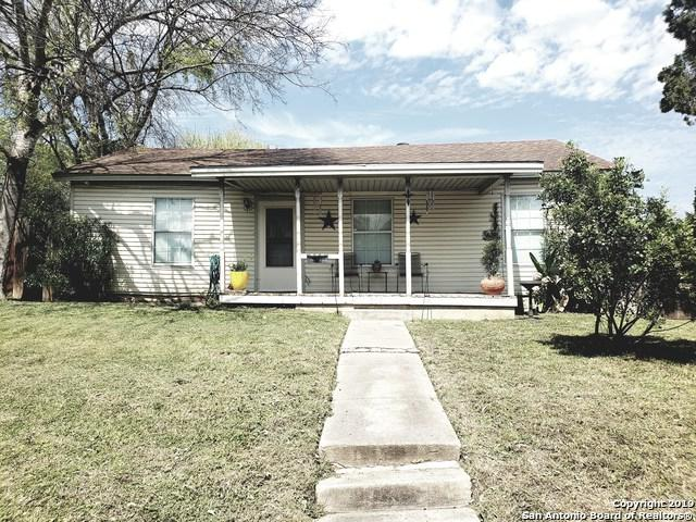 263 Mcdougal Ave, San Antonio, TX 78223 (MLS #1371555) :: Tom White Group