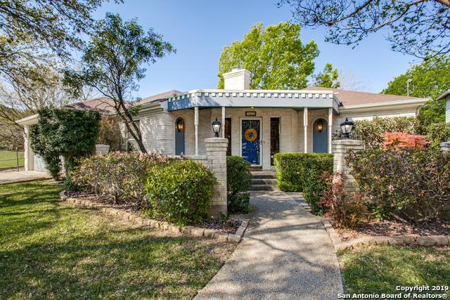 7603 Kim St, San Antonio, TX 78209 (MLS #1371601) :: Berkshire Hathaway HomeServices Don Johnson, REALTORS®