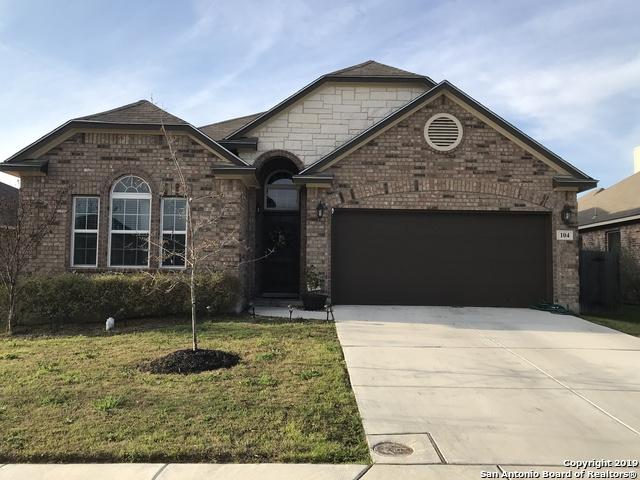 104 Dykes Ln, Cibolo, TX 78108 (MLS #1371654) :: The Mullen Group | RE/MAX Access