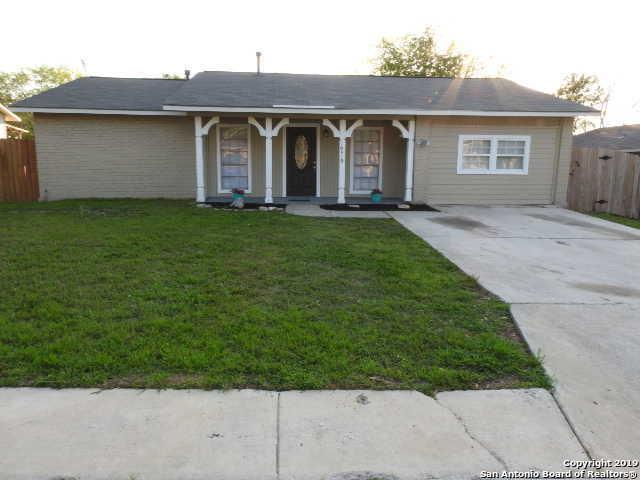 16419 Spruce Cove St, San Antonio, TX 78247 (MLS #1371687) :: Alexis Weigand Real Estate Group