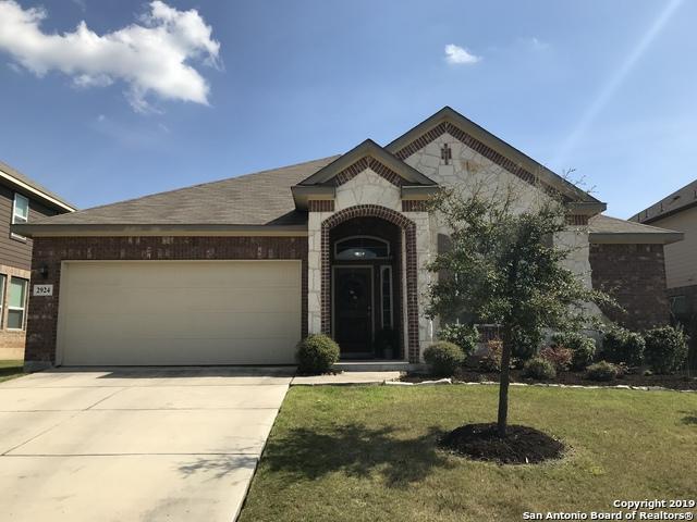 2924 Mistywood Ln, Schertz, TX 78108 (MLS #1371728) :: Exquisite Properties, LLC