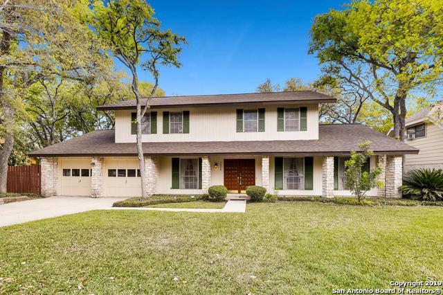 5406 Plantation, San Antonio, TX 78230 (MLS #1371734) :: Alexis Weigand Real Estate Group