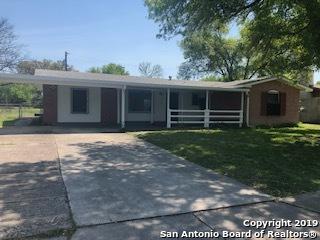 7918 Gallop Dr, San Antonio, TX 78227 (MLS #1371742) :: Carter Fine Homes - Keller Williams Heritage