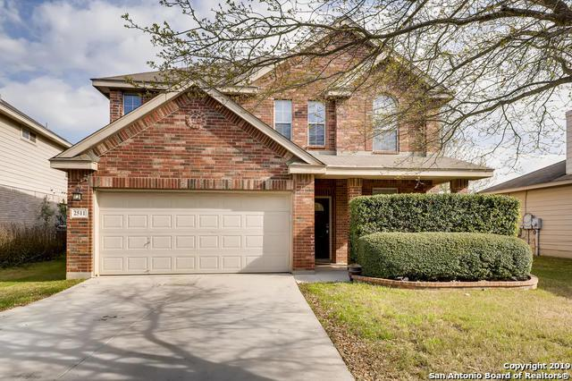 2511 Trinity Ct, San Antonio, TX 78261 (MLS #1371844) :: Carter Fine Homes - Keller Williams Heritage