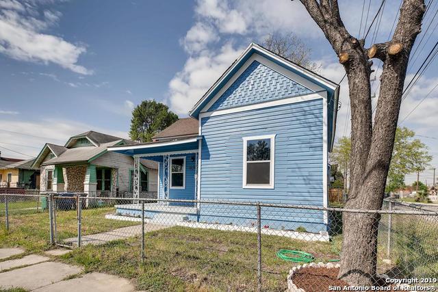 1129 N Smith St, San Antonio, TX 78207 (MLS #1371846) :: Tom White Group