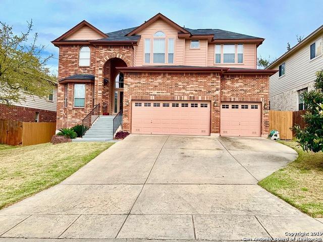 22814 San Saba Bluff, San Antonio, TX 78258 (MLS #1371900) :: Alexis Weigand Real Estate Group