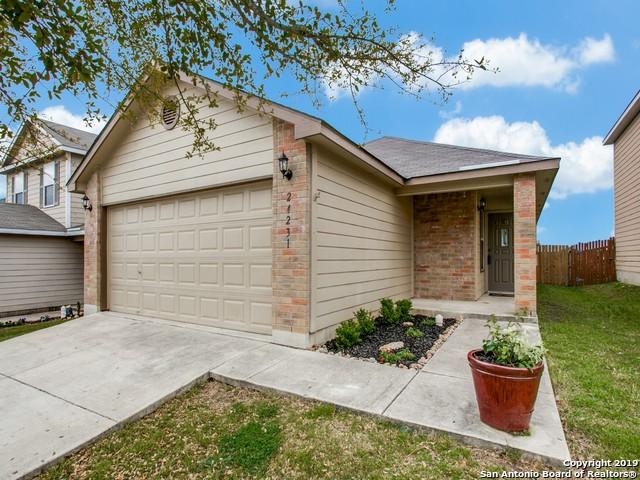 24231 Saffron Plum, San Antonio, TX 78261 (MLS #1371924) :: Carter Fine Homes - Keller Williams Heritage