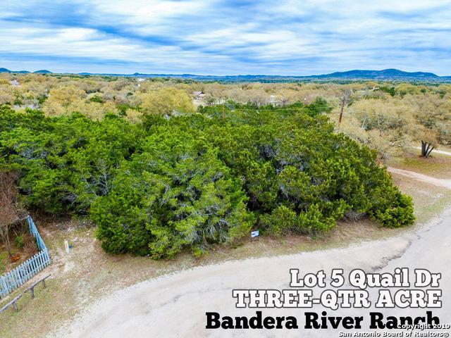 188 Quail Dr, Bandera, TX 78003 (MLS #1371939) :: BHGRE HomeCity