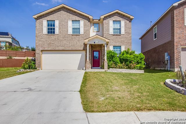 3418 Coahuila Way, San Antonio, TX 78253 (MLS #1371967) :: Berkshire Hathaway HomeServices Don Johnson, REALTORS®