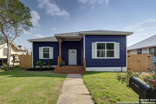 930 W Rosewood Ave, San Antonio, TX 78201 (MLS #1372005) :: The Mullen Group | RE/MAX Access