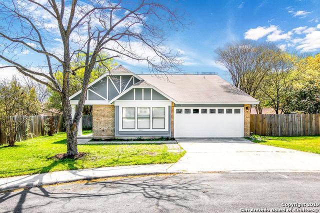 2806 Cotton Hollow, San Antonio, TX 78251 (MLS #1372019) :: The Mullen Group | RE/MAX Access