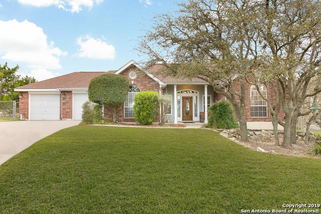419 Deer Cross Ln, San Antonio, TX 78260 (MLS #1372045) :: Berkshire Hathaway HomeServices Don Johnson, REALTORS®