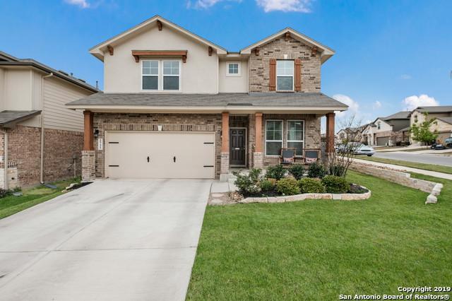 5735 Freeport Leaf, San Antonio, TX 78253 (MLS #1372066) :: Berkshire Hathaway HomeServices Don Johnson, REALTORS®