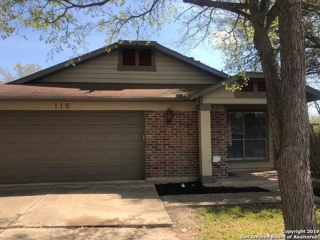 110 Cibolo Branch Dr, Boerne, TX 78006 (MLS #1372094) :: Keller Williams City View