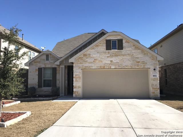 8002 Dublin Frst, San Antonio, TX 78253 (MLS #1372123) :: Alexis Weigand Real Estate Group