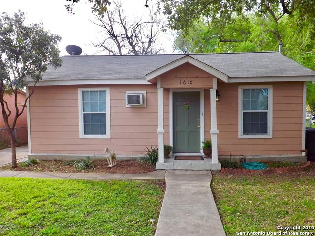 1610 Thorain Blvd, San Antonio, TX 78201 (MLS #1372140) :: The Mullen Group | RE/MAX Access