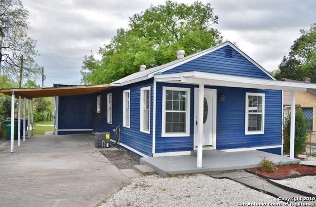 2504 Arbor Pl, San Antonio, TX 78228 (MLS #1372156) :: Tom White Group