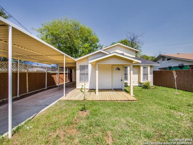 5115 Rita Ave, San Antonio, TX 78228 (MLS #1372183) :: Tom White Group