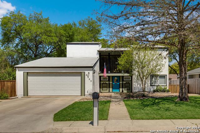 2203 Shadow Cliff St, San Antonio, TX 78232 (MLS #1373013) :: Alexis Weigand Real Estate Group