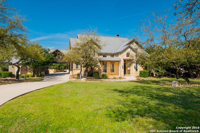 100 Fall Springs, Boerne, TX 78006 (MLS #1373147) :: Exquisite Properties, LLC