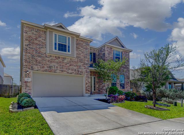 557 Saddlehorn Way, Cibolo, TX 78108 (MLS #1373152) :: The Mullen Group | RE/MAX Access
