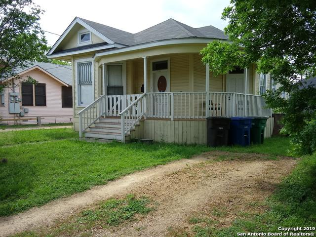 510 Carson St, San Antonio, TX 78208 (MLS #1373198) :: Vivid Realty
