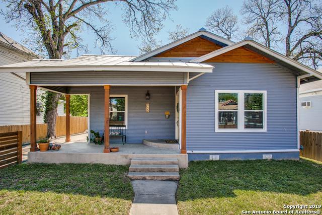 346 Halliday Ave, San Antonio, TX 78210 (MLS #1373216) :: ForSaleSanAntonioHomes.com