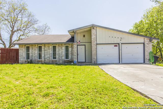 14200 Ridge Point Dr, San Antonio, TX 78233 (MLS #1373403) :: Alexis Weigand Real Estate Group