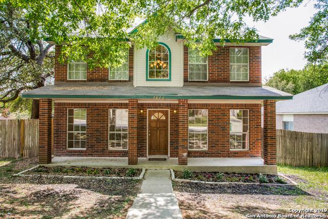 4022 Knollgate, San Antonio, TX 78247 (MLS #1373563) :: Alexis Weigand Real Estate Group