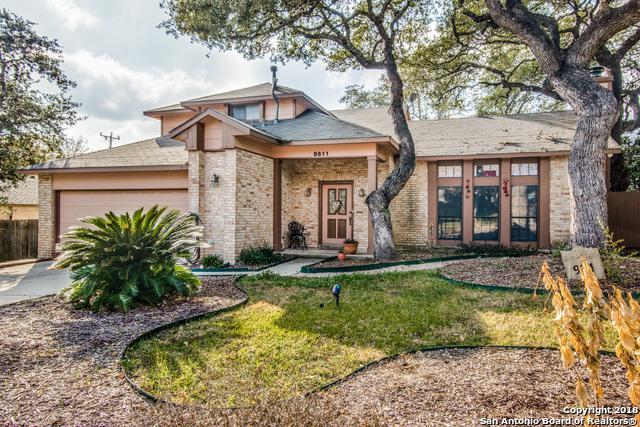 9611 Misty Trail, San Antonio, TX 78254 (MLS #1373821) :: Alexis Weigand Real Estate Group
