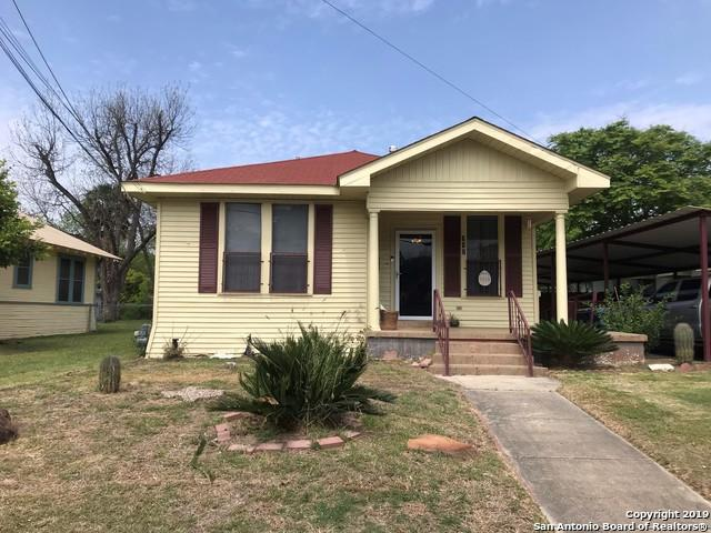 247 St Francis Ave, San Antonio, TX 78204 (MLS #1373985) :: Berkshire Hathaway HomeServices Don Johnson, REALTORS®