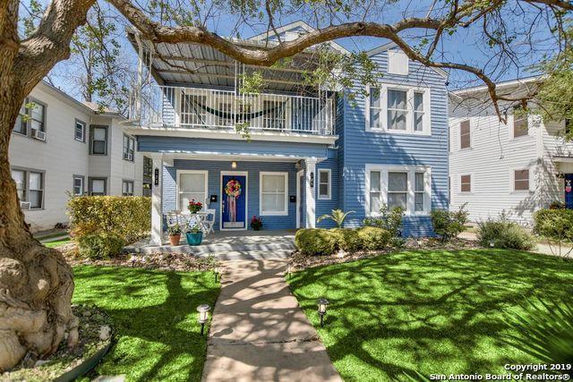 125 E Norwood Ct, San Antonio, TX 78212 (MLS #1374199) :: Alexis Weigand Real Estate Group