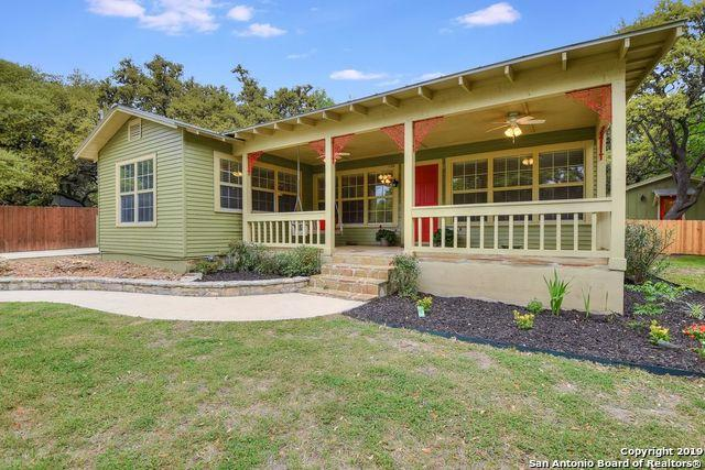 126 Bess St, Boerne, TX 78006 (MLS #1374551) :: Alexis Weigand Real Estate Group