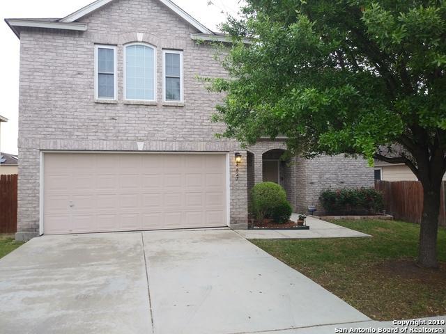 8627 Chickasaw Bluff, Converse, TX 78109 (MLS #1374618) :: Exquisite Properties, LLC